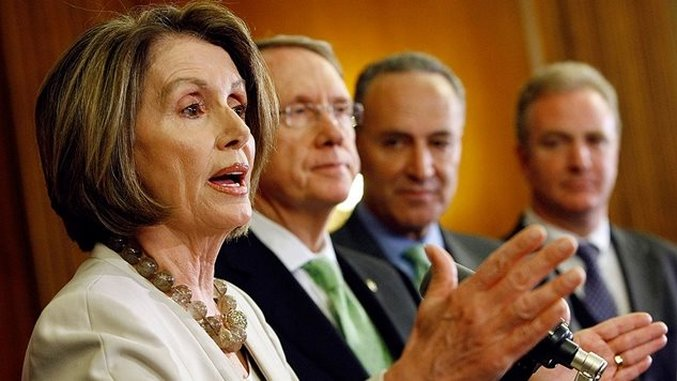 Today's Democrats Sound Like Yesterday's Republicans