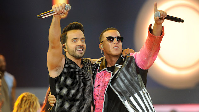 "Luis Fonsi and Daddy Yankee's ""Despacito"" Is Now the Most Streamed Song of All Time"