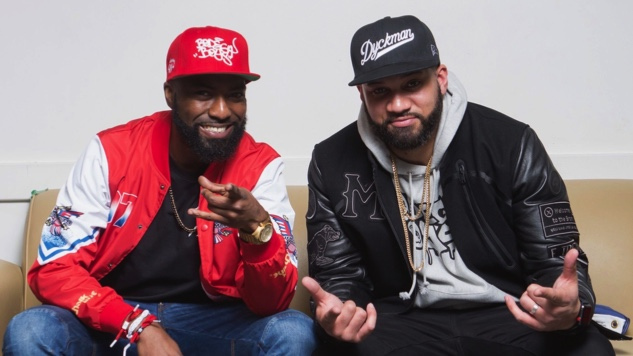 Desus and Mero Leave Viceland for Showtime's First Weekly Late-Night Talk Show