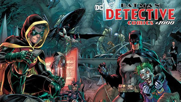DC Comics Reveals Creative Teams, Variant Covers for <i>Detective Comics</i> #1000
