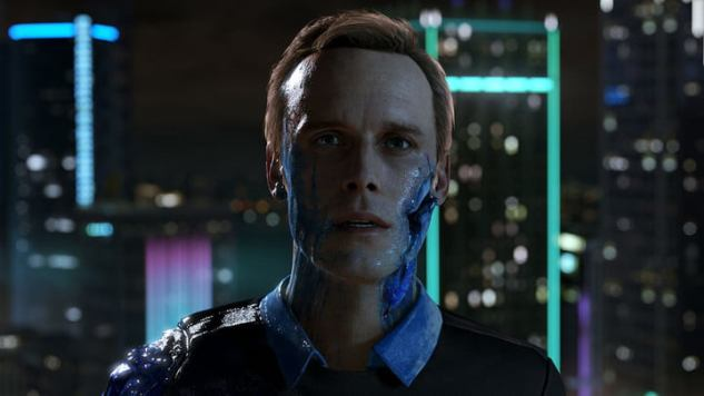 <i>Detroit: Become Human</i>'s Imitation of Life Isn't Always Embarrassing