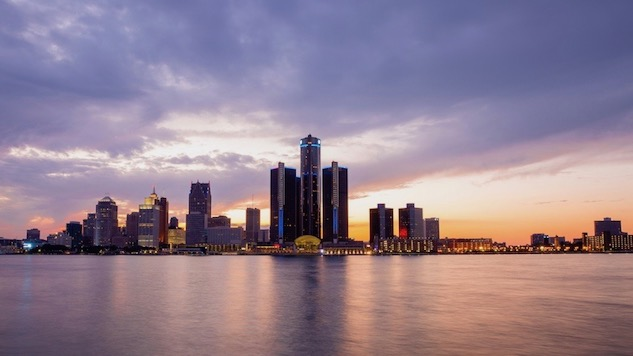 The Drinker's Guide to Detroit