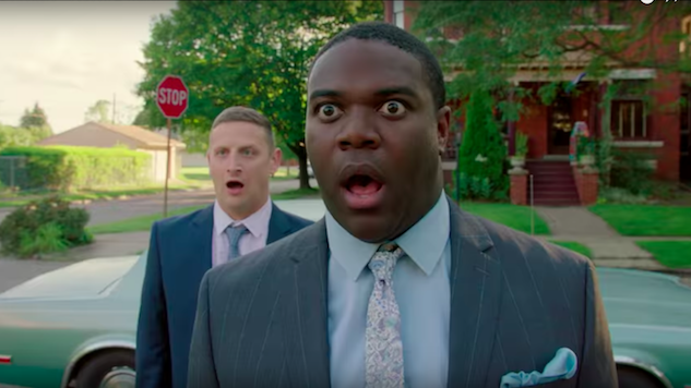 It's a Trailer for the Second Season of <i>Detroiters</i>!