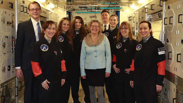 Germany's Female Space Race Takes Off