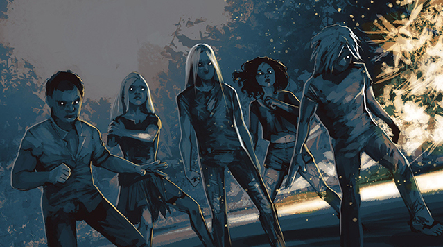 Roleplaying Games Ruin Lives in New Image Comics Series <i>Die</i>