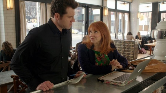 "<i>Difficult People</i> Review: ""The Children's Menu"" (1.05)"