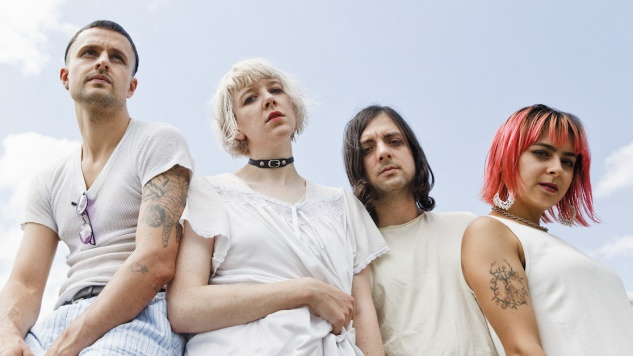 "Dilly Dally Share the Abrasive Vibrations of New Single ""Sober Motel"""