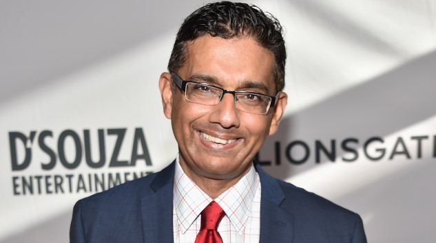 Trump Says He Will Pardon Filmmaker Dinesh D'Souza, Who Pleaded Guilty to Campaign Finance Fraud