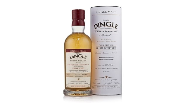 Dingle Single Malt Irish Whiskey (Batch No. 3) Review
