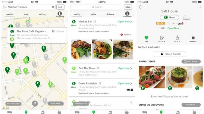 Get Your Grub On with these 10 Essential Dining and Restaurant Apps