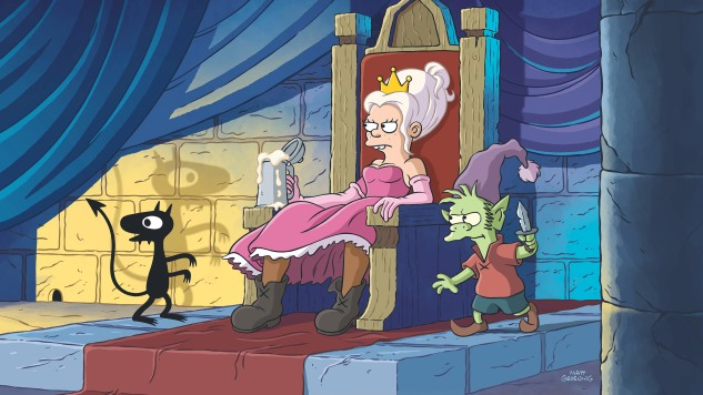 <i>Disenchantment</i> Shows Matt Groening Getting Out of His Comfort Zone, and That&#8217;s A Good Thing