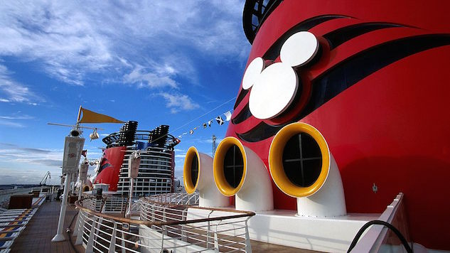 Dispatch from the <i>Disney Wonder</i>