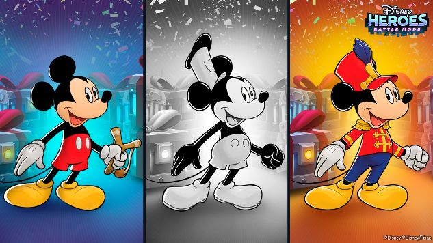 Mickey Mouse's 90th Birthday Party Takes Over Several Disney Games