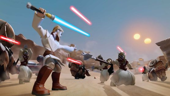 <i>Disney Infinity 3.0</i> Review: Once More into the Toy Box