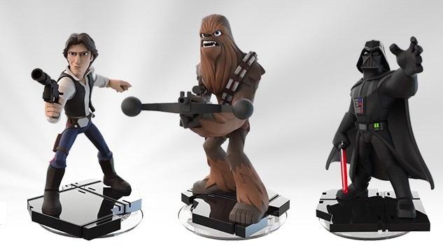 Ranking <i>Disney Infinity</i>'s Star Wars Characters