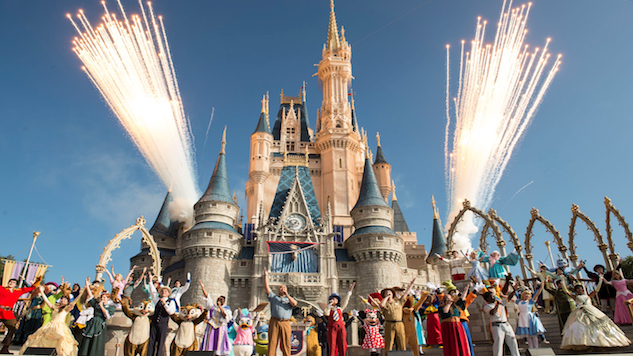 Battle of the Theme Parks: Disney vs. Universal
