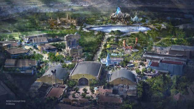 Disney to Launch Marvel, <i>Frozen</i> and Star Wars Themed Lands at Disneyland Paris