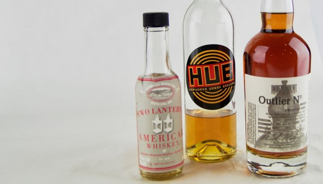 Tasting 3 Whiskeys Distilled From Craft Beers