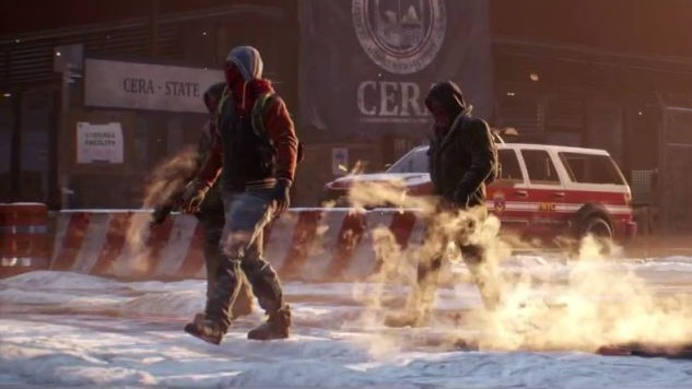 The Dissonance of <i>The Division</i>: From Saviors to Murderers