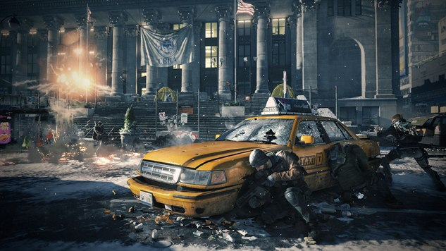 <i>Tom Clancy&#8217;s The Division</i> Review: Armed and Dangerous