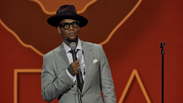 D.L. Hughley Punches Both Up and Down in <i>Contrarian</i>