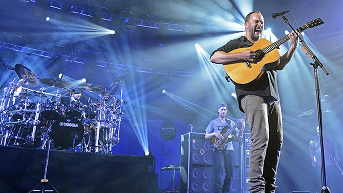 Dave Matthews Band: Live