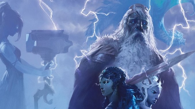 Creating Worlds and Legacies With <i>Dungeons & Dragons</i>