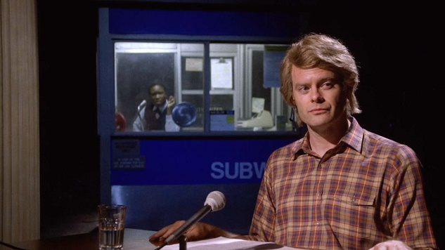 Bill Hader Takes Center Stage in <i>Documentary Now</i>'s Spalding Gray Parody