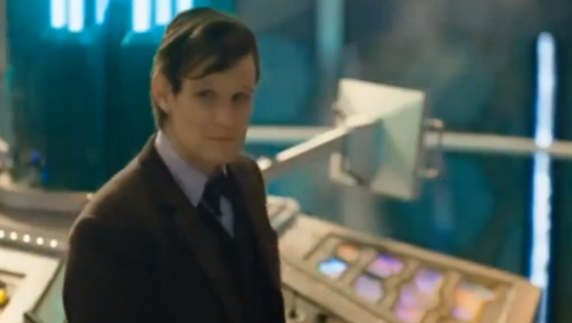 Watch Matt Smith's Last Scene as Doctor Who