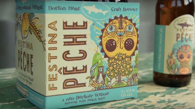 Drinking Two New Beers From Dogfish Head