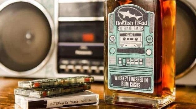 Dogfish Head Has Unveiled the Brewery's First Craft Whiskey