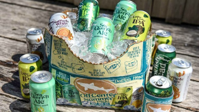Dogfish Head's New 12-Pack Box Doubles as a Cooler