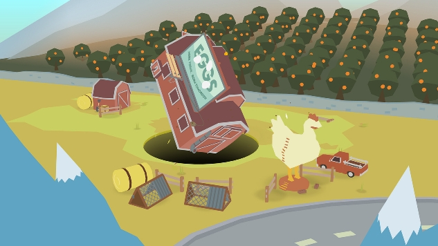 How <i>Donut County</i> and Animal Crossing See Change as a Good Thing