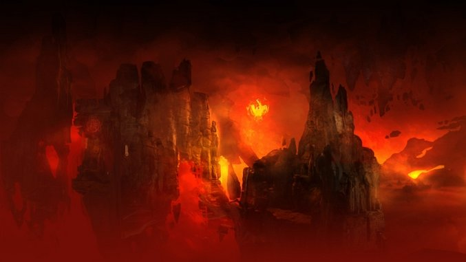 A Glimpse of <i>DOOM</i>: Concept Art from the New Reboot