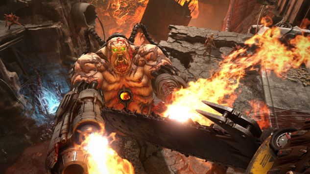 The Escalating Power Fantasy of <i>Doom Eternal</i>