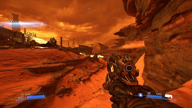 <i>Doom</i> Sets a Standard For Nintendo Switch Ports