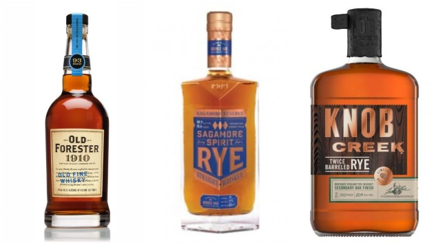 "Tasting Three New ""Double Barrel,"" Twice-Aged Whiskeys"