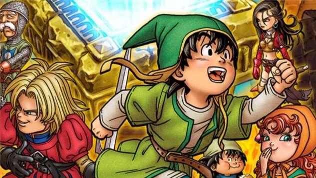 <i>Dragon Quest VII</i> Brings Back a Forgotten Past