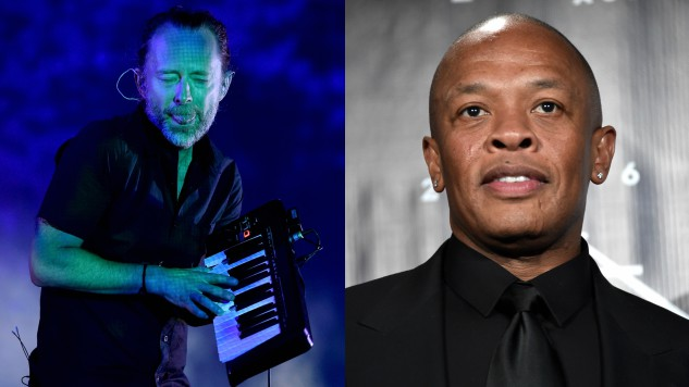 Radiohead's <i>Kid A</i> Was Almost Produced by Dr. Dre