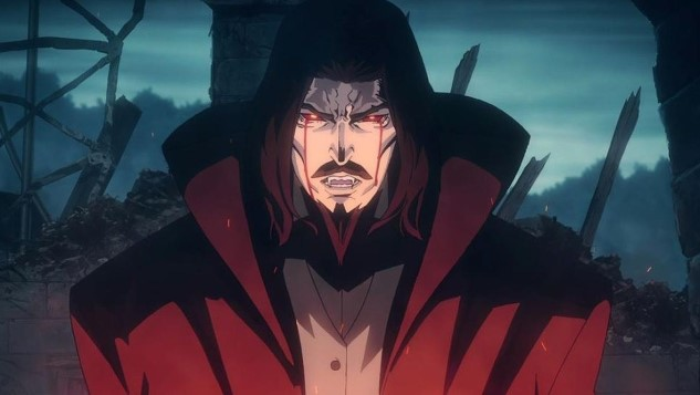 Season 2 of Netflix's <i>Castlevania</i> Officially Arrives in October