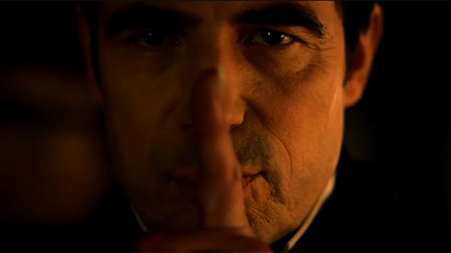 New Trailer for BBC's <i>Dracula</i> Adaptation Brings in The Gore