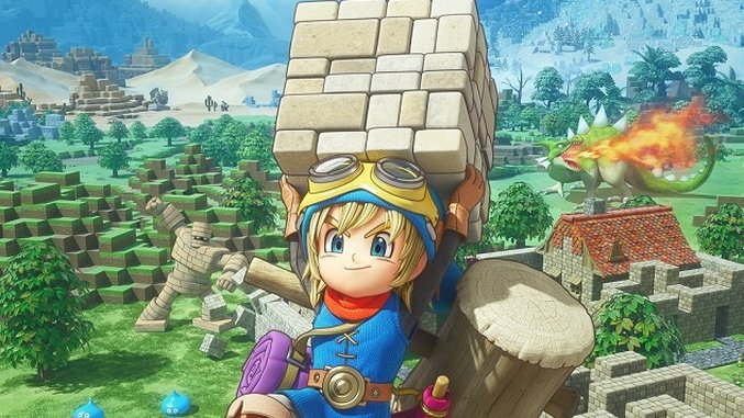 2016 Honorable Mentions: <i>Blood and Wine</i> and <i>Dragon Quest Builders</i>
