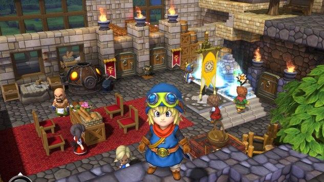 <i>Dragon Quest Builders</i> Breathes Life into <i>Minecraft</i>'s Monotony