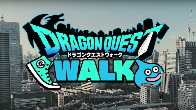 <i>Dragon Quest</i> Gets <i>Pokémon Go</i>-esque Makeover in New Mobile Game
