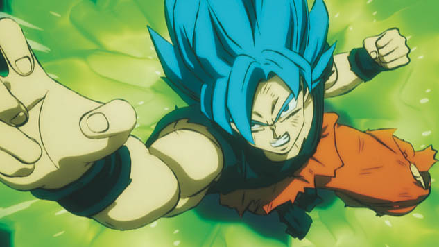<i>Dragon Ball Super: Broly</i>