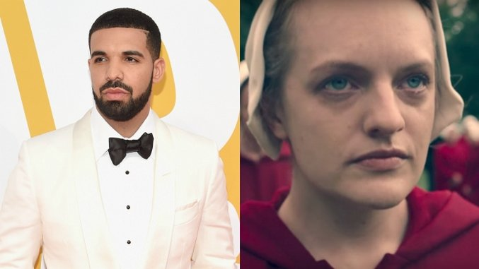 Margaret Atwood Wants Drake to Make a Cameo in <i>The Handmaid's Tale</i>