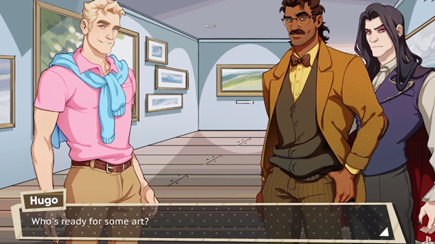 "<i>Dream Daddy</i> Is Coming to PlayStation 4 with a ""Dadrector's Cut"""
