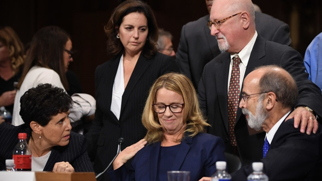 Christine Blasey Ford Is Donating Her GoFundMe to Sexual Assault Survivors