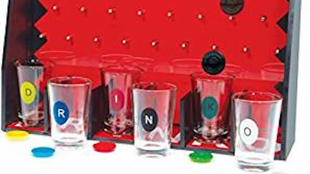 Well-Designed Drinking Sets to up the Ante of Game Night