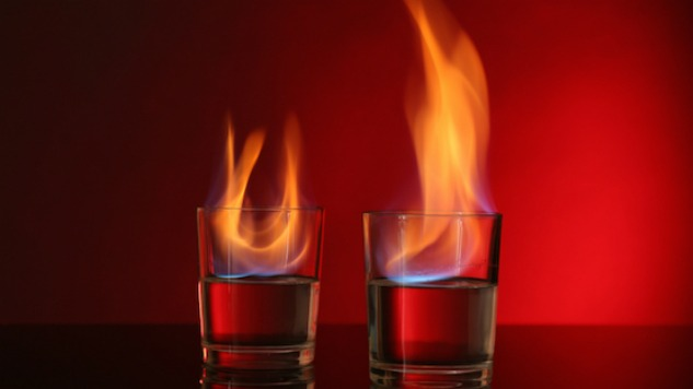 Seven Reasons You Should Set Fire to Your Drinks